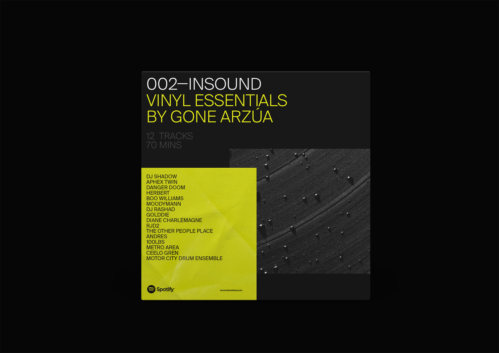 INSOUND - Spotify copy